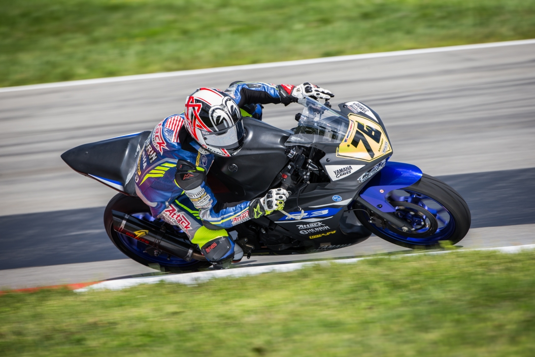 Anthony's home race spoiled by unfortunate crash, injury at
